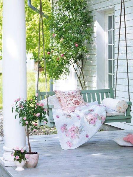 想要一个小院子,花开花落一辈子_11