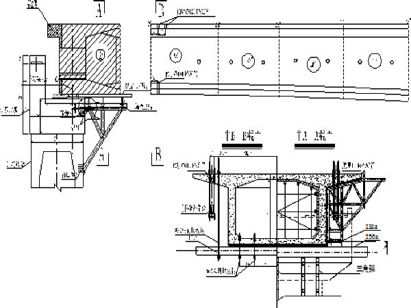 大桥合拢段施工技术方案(含CAD图纸、计算书)