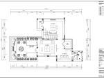 【保定】红山庄园新中式别墅设计施工图(附效果图)