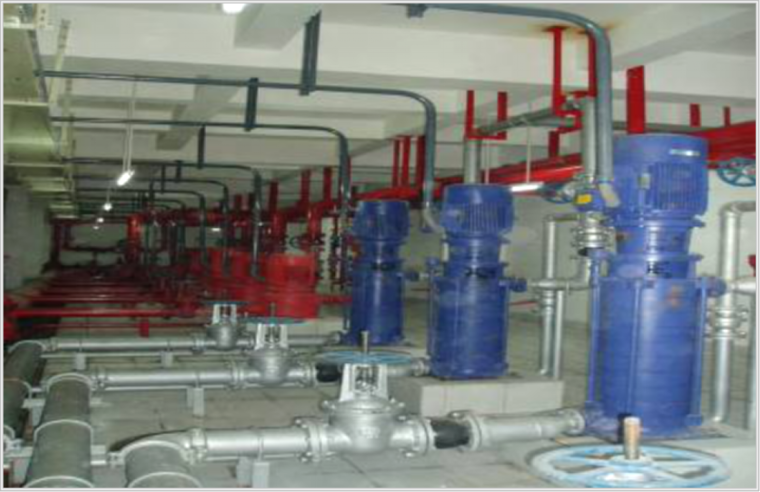 常用分项工程质量通病防治之通用设备安装工程