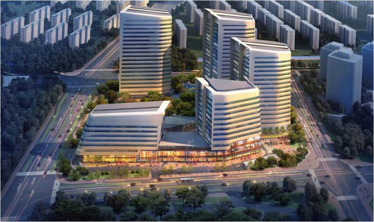 [上海]新华街道商办综合体项目总承包工程技术标(完整)