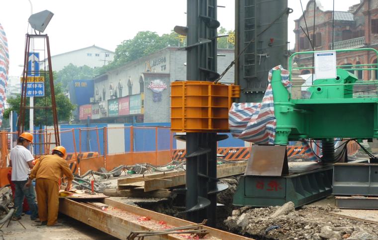 [浙江]地铁工程区间工程及联络通道施工组织设计(盾构法)
