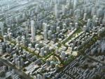 [北京]SOM商务中心区规划设计方案文本