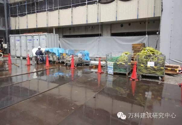 标准精细化管理、高效施工,近距离观察日本建筑工地_10