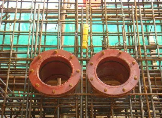 机电工程管道预留预埋施工工艺标准化做法图解_13