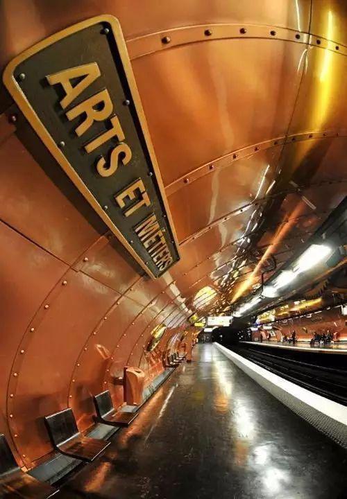 世界最美地铁景观,美到让你不想回家_55