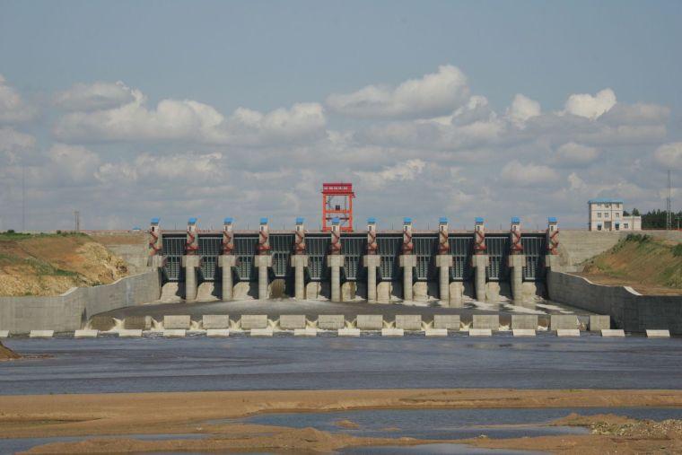 水利工程施工总承包资质标准