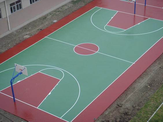 景观设计常用室外运动场地标准尺寸_4