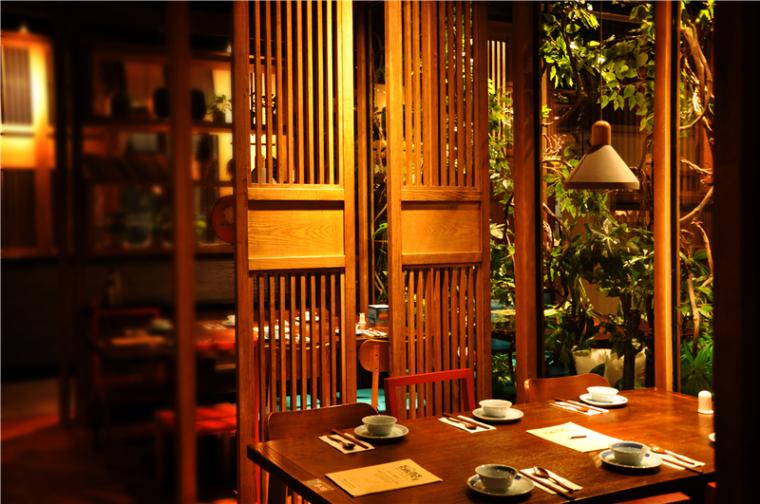 连云港绿茶餐厅设计_5