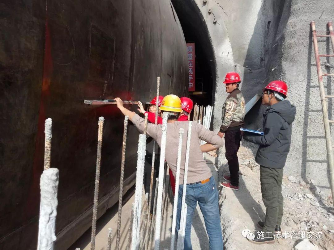 隧道二次衬砌施工技术总结_8
