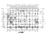 6层框架结构教学楼结构施工图(CAD、23张)