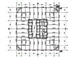 [大连]框架核心筒结构金融商务区综合楼结构设计论文