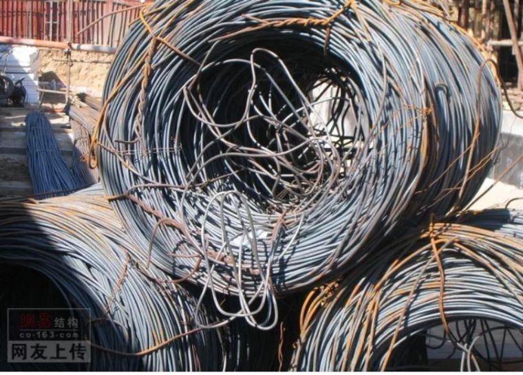 常用分项工程质量通病防治之钢筋工程!