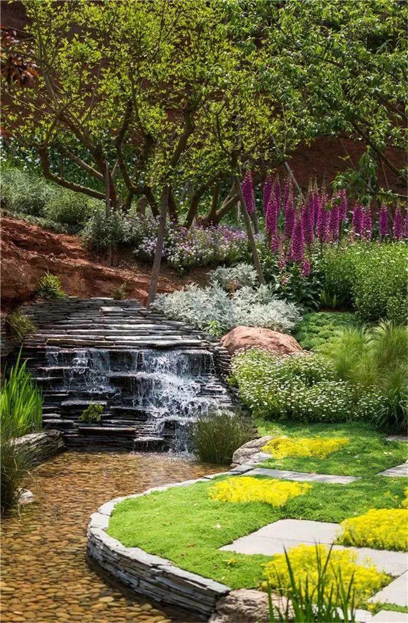 植物造景·实用景观设计来一波_28