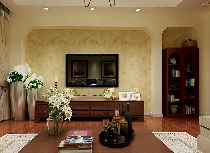 小区房室内设计_5