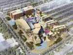 [山东]高层现代风格国际金融中心建筑设计方案文本