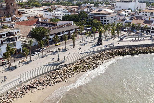 墨西哥巴亚尔塔港海滨景观设计_2