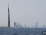 迪拜塔第一高楼暂时保住了:1000米吉达塔推迟完工