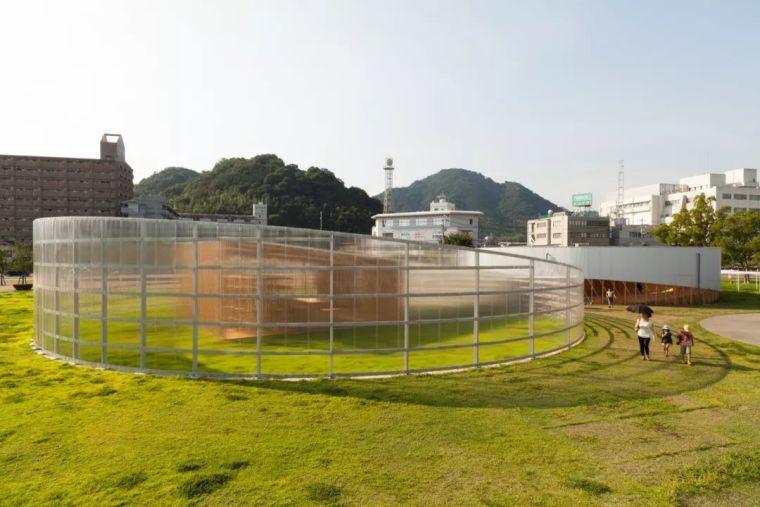 让孩子感受自然——日本山口市Korogaru儿童活动馆设计