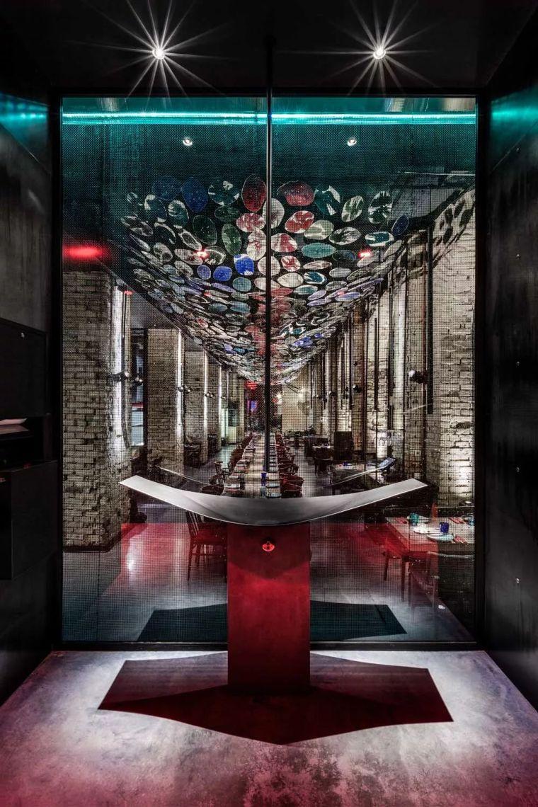 外国人设计的中餐馆竟也这么好看_10