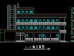 一套四层小学教学楼施工图