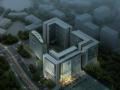 天津中星电子研发中心办公楼建筑设计方案文本