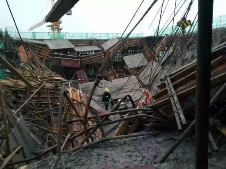 高周转的碧桂园终于出事了,在建售楼处坍塌!1死9伤!