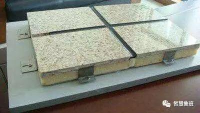 建筑外墙干挂石材不用龙骨,保温同步完成,石材厚度还能减半_14