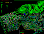 碧桂园小区规划与户型平面设计图