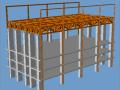 [QC成果]提高屋面钢桁架吊装准确定位率