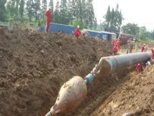 燃气管道非开挖定向穿越施工技术的应用