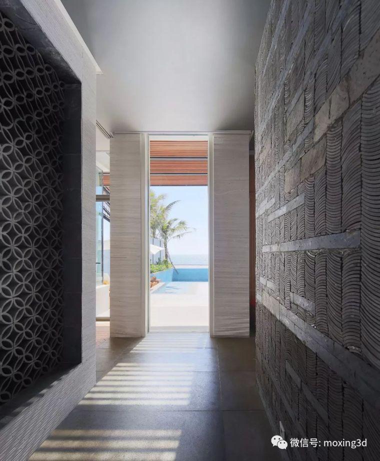 现代简约的海景别墅就该是这样的打开方式!