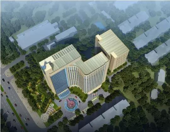 [BIM案例]中国太平洋人寿保险南方基地建设项目