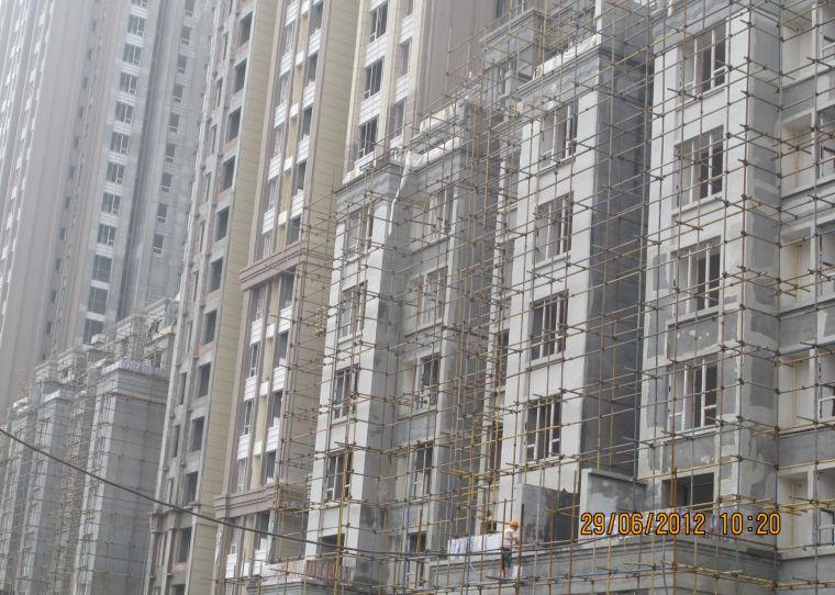 外墙保温和外墙涂料施工规范培训讲义(72页,图文丰富)
