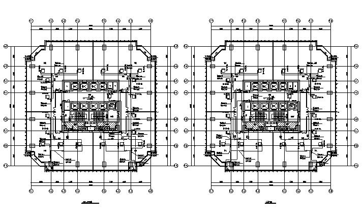 江西50层超高层酒店办公大厦暖通全套施工图(超级详细)_4