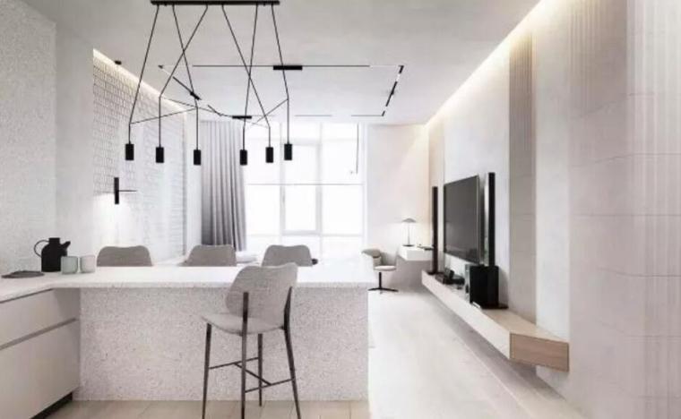 100平方的房子,装修效果感觉不错-QQ截图20181127194104