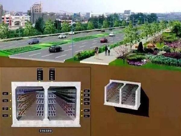 中国城市地下综合管廊运营管理方面的总体状况如何?-Snap13