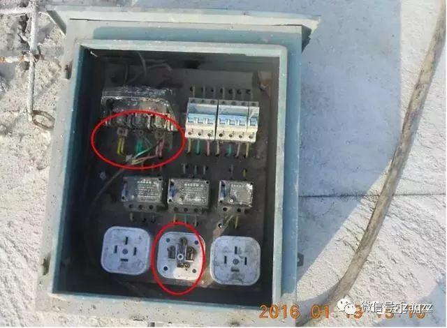 总结的太好了!建筑施工现场临时用电常见隐患、错误做法都在这呢_32