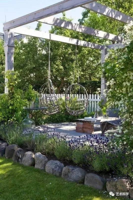 景观风水丨庭院围墙设计中的讲究_25