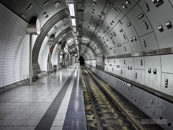 路意思符号实施性v意思组织设计130页附CAD(是什么图纸的特长隧道上st图片