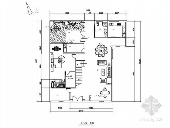 [原创]苏州文化创意设计现代风格两层别墅室内设计方案(获奖作品 推荐!)