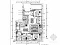 [江苏]五星级大饭店日本料理餐厅室内装修CAD施工图(含效果)