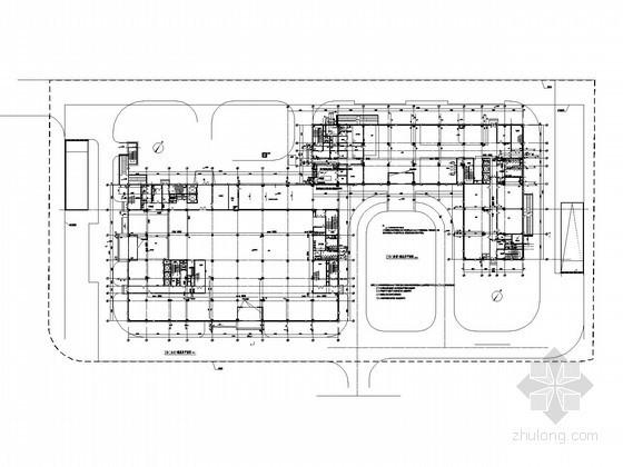 [浙江]高层办公健身旅馆综合体给排水消防施工图(甲级设计院 太阳能热水系统)
