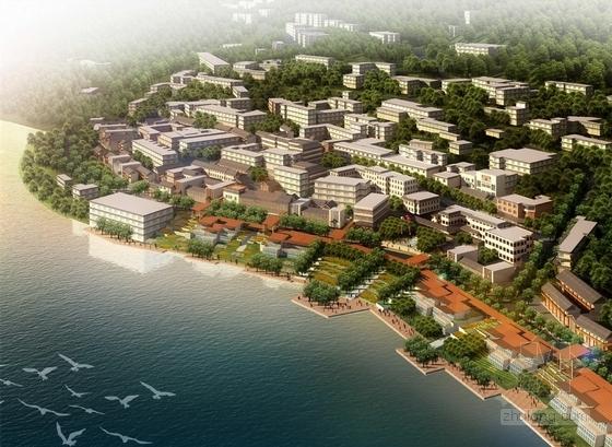 [重庆]自然生态旅游景区景观详细规划及重点地段城市设计方案