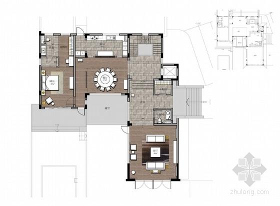 名师设计私人会馆室内深化设计方案