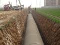 市政工程沟槽开挖的质量通病及防治