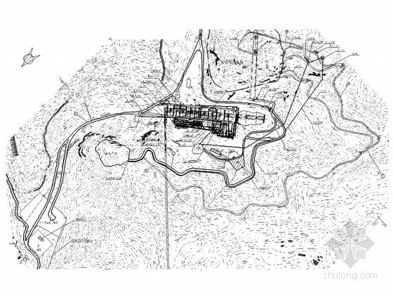 [河南]水电站砂石加工系统工程施工图
