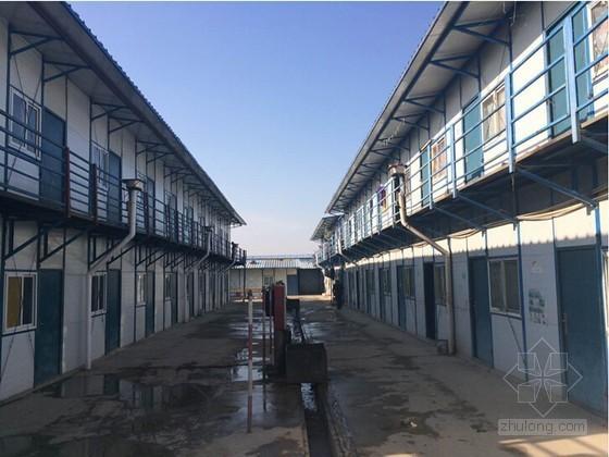 [内蒙古]建筑施工安全文明标准化示范工地汇报