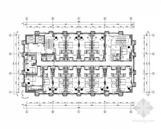 [上海]知名直营全季酒店给排水施工图