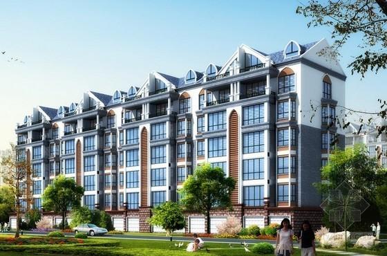 [湖南]3栋住宅楼土建工程量清单报价书(附全套图纸)